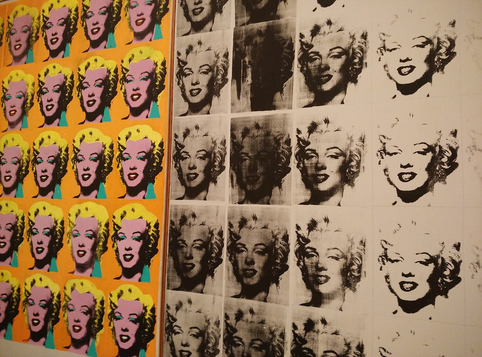 PoP Art di Andy Warhol