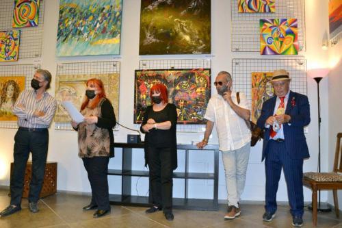 La grande collettiva di PitturiAmo - Esposizione a Roma