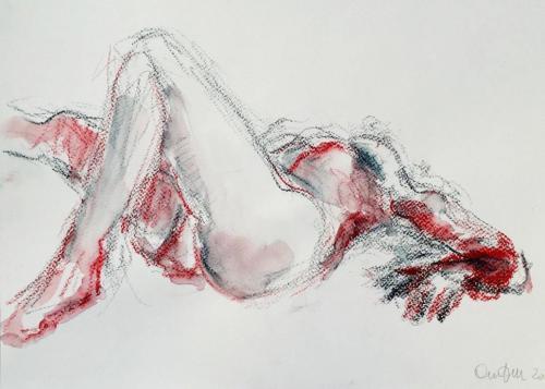 Anna Di Martino - Nudo da modella