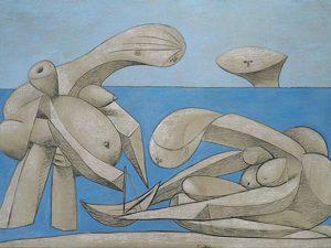 Sulla spiaggia (Picasso)