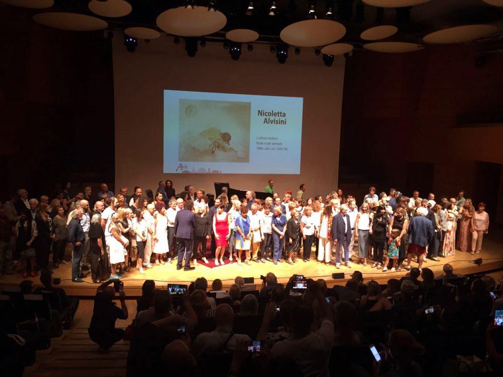 Tutti gli artisti partecipanti al Premio Arte Milano