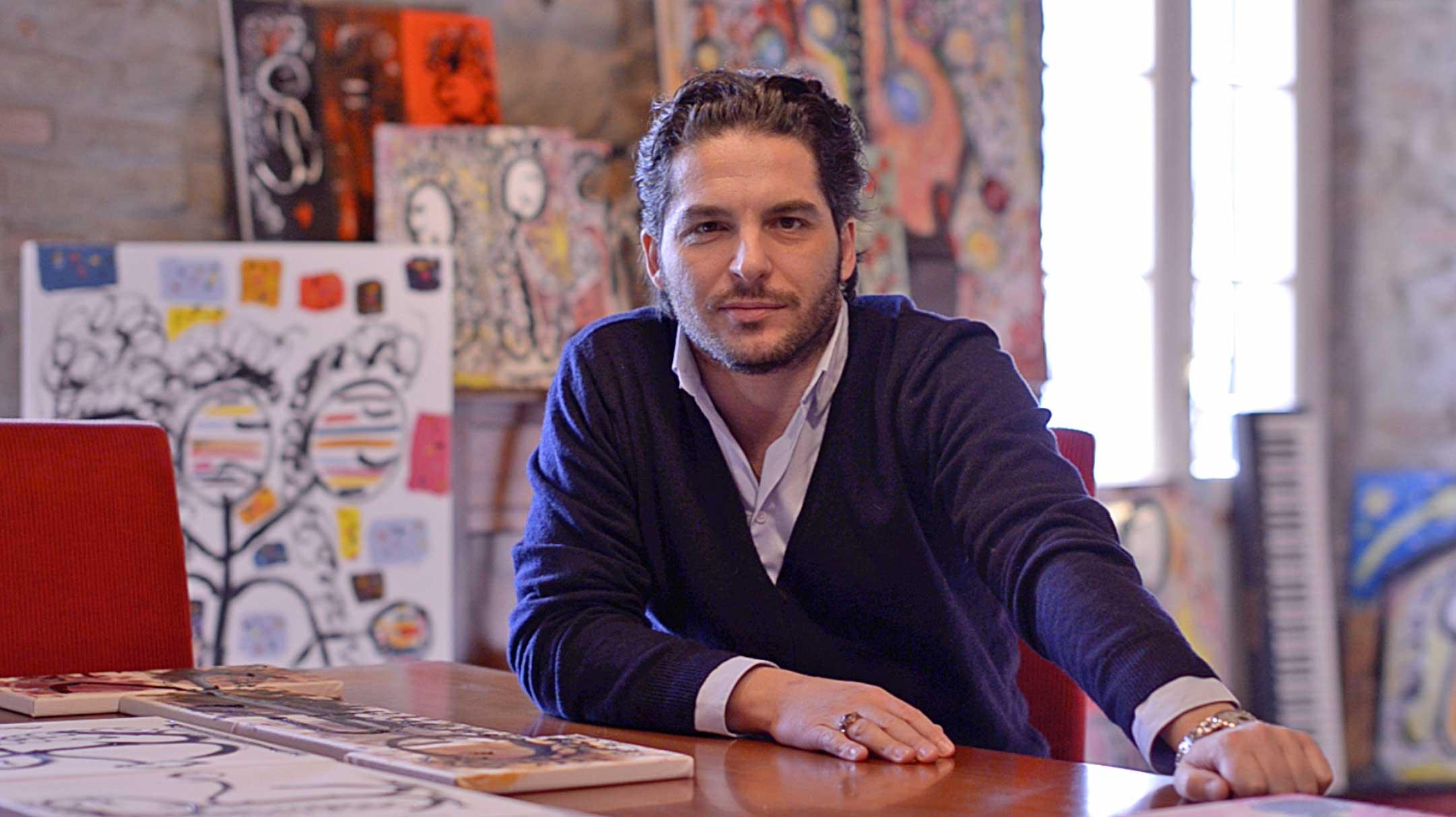 L'intervista condotta a Riccardo Ancillotti