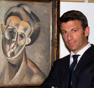 Presidente di giuria della Biennale del Belvedere di San Leucio: Sergio Gaddi, esperto d'arte