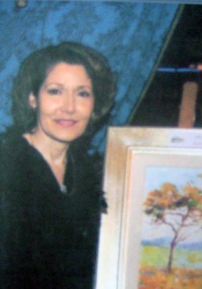 Promozione dell'artista Silvana Guerrieri, in arte Siguer