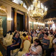 Trofeo Maestri d'Italia – Riconoscimento alla Carriera – Evento